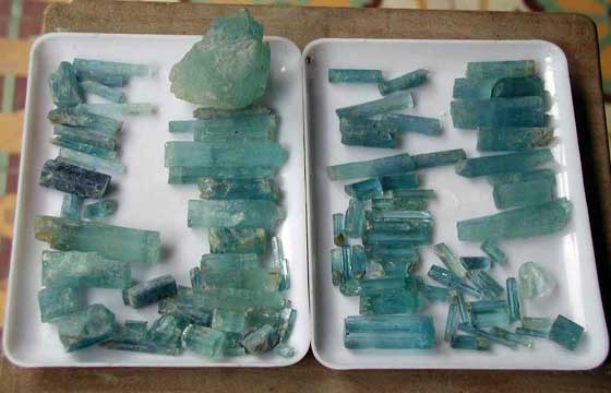 Rough Aquamarine photo image
