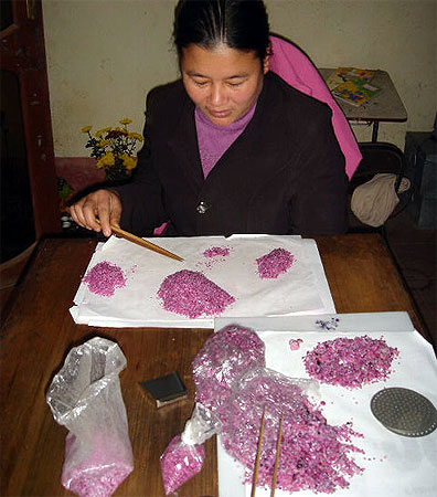 Pink Sapphire photo image