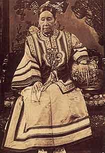 Empress Dowager of China photo image