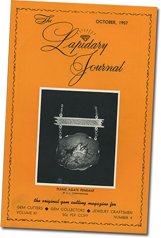 Lapidary Journal cover image