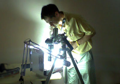 Bruno Cupillard at Work photo image