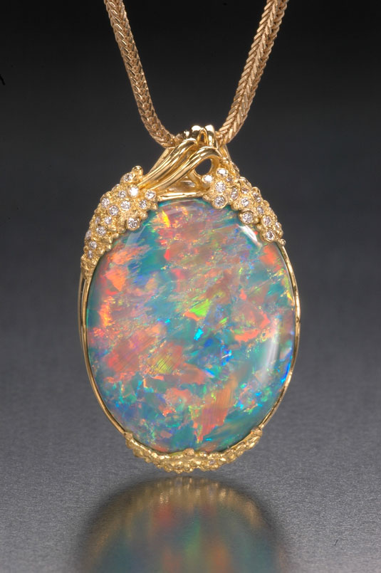 Opal Pendant photo image