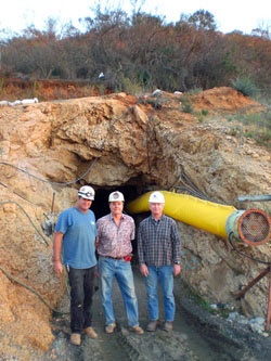 Mouth of the Mine photo image
