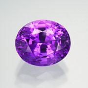 Purple Sapphire photo image