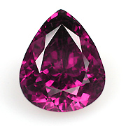 Rhodolite Garnet photo image
