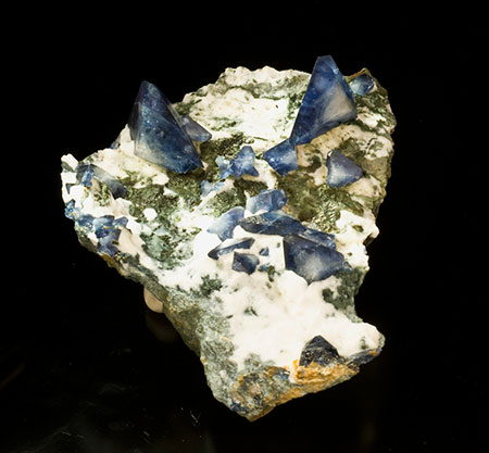 Benitoite Specimen photo image