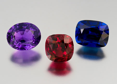 Corundum Trio photo image