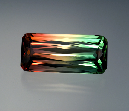Multi-Colored Tourmaline photo image