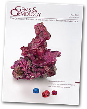 Gems & Gemology cover image