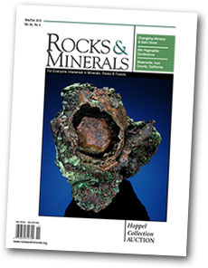 Rocks & Minerals cover image
