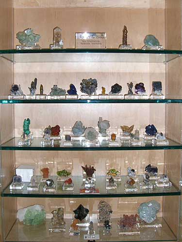 Chinese Mineral Collection photo image