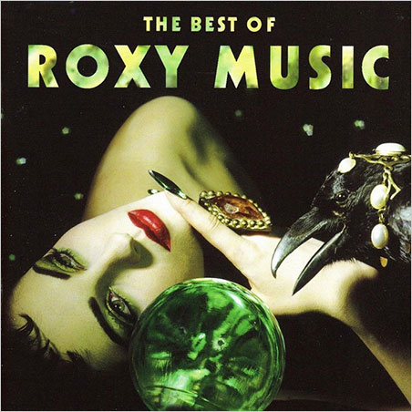 The Best of Roxy Music cover image