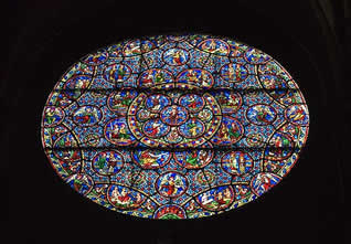 Stained Glass Window photo image