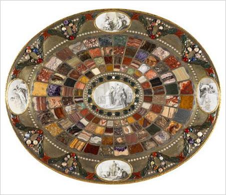 Teschen Table photo image