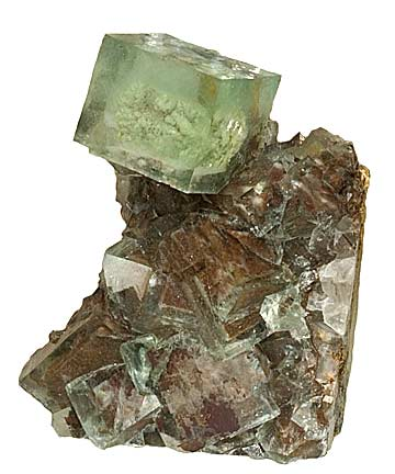 Fluorite Crystal photo image