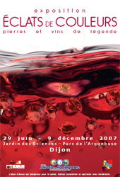 Exposition Éclats de Couleurs poster image