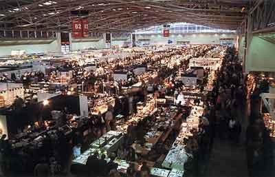 Munich Mineral Show, Munich Mineralientage photo image
