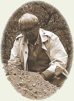 John Sinkankas portrait