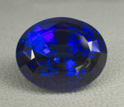 45-ct. Tanzanite from Pala International
