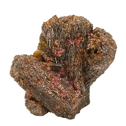 Painite and Ruby photo image